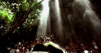 Sacred Waterfalls of Saut d'Eau - Published in National Geographic